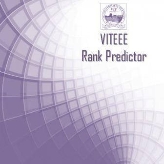 Rank Predictor for VITEEE