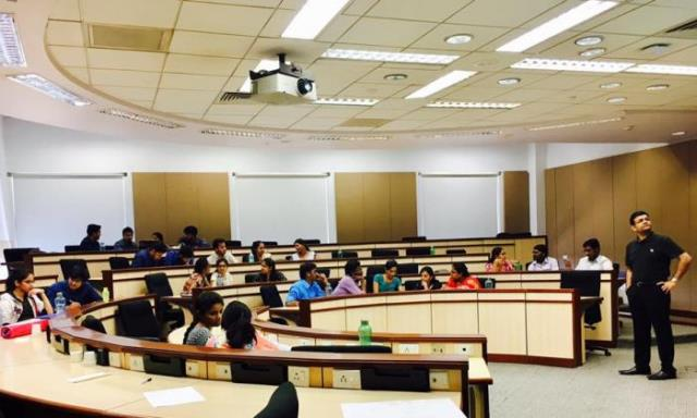 Indian School of Business Hyderabad Gallery Photo 1