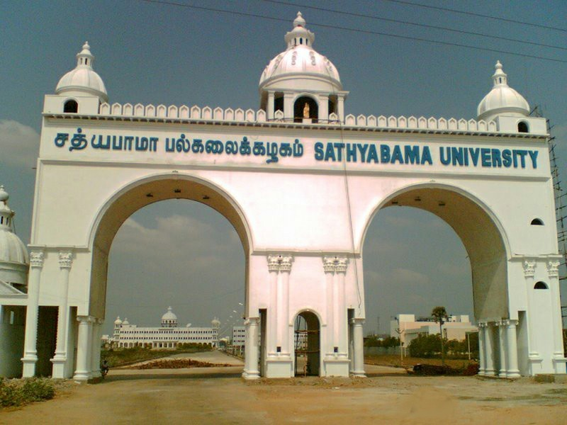 Sathyabama University Gallery Photo 1