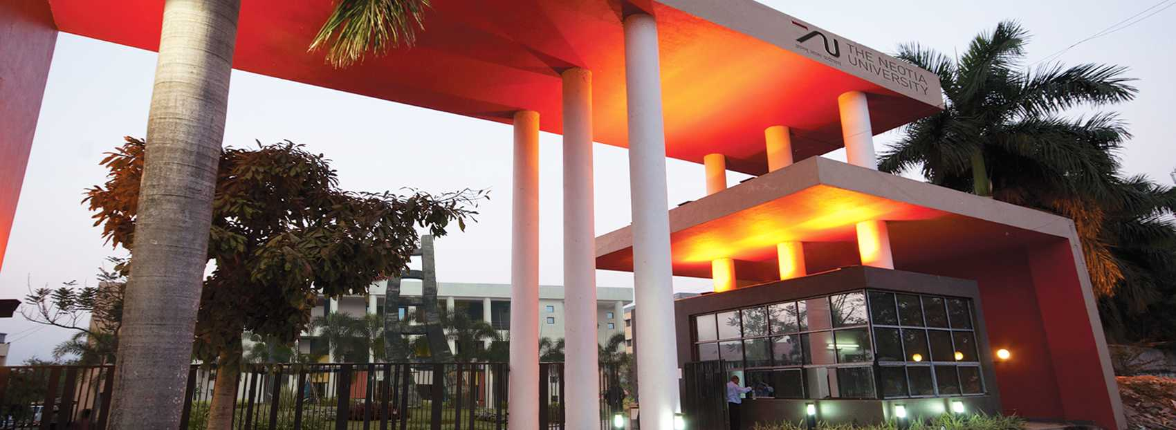The Neotia University Gallery Photo 1